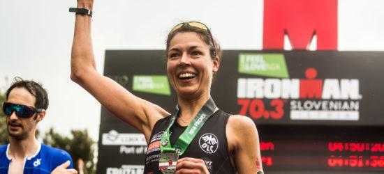 Adriatic Coaching služeni coaching partner Ironman 70.3 Slovenian Istria
