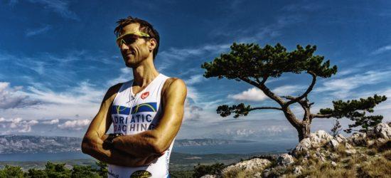 Dejan Patrcevic ambasador Ironman 70.3 Slovenian Istria