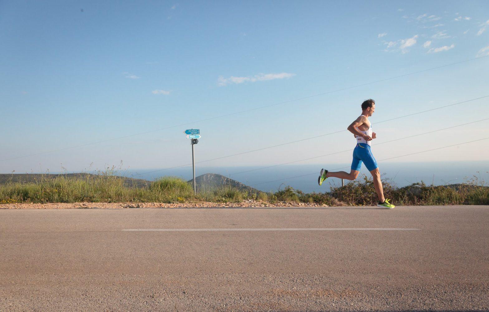 skrivena strana trkača
