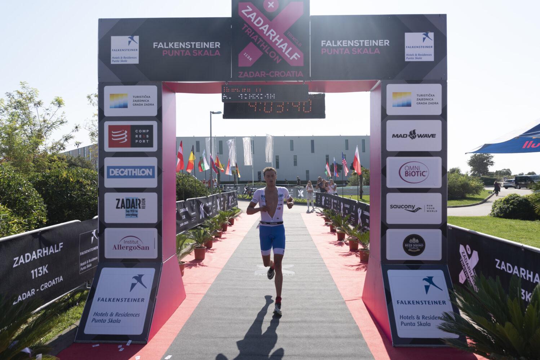 Jadran finish at Zadarhalf 2020